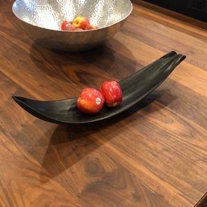 Unique Bamboo Fruit Bowl